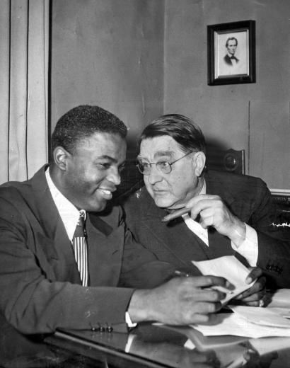 Daily Rewind Season 3, Episode 5 Jackie Robinson meets Branch Rickey