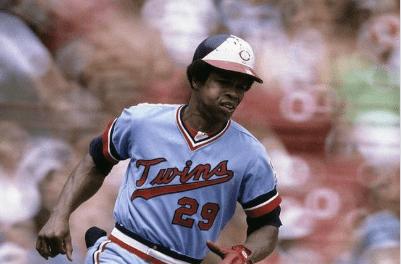Rod Carew of the Minnesota Twins wins the American League MVP Award