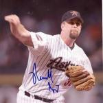 Russell Springer Houston Astros Signed 8x10