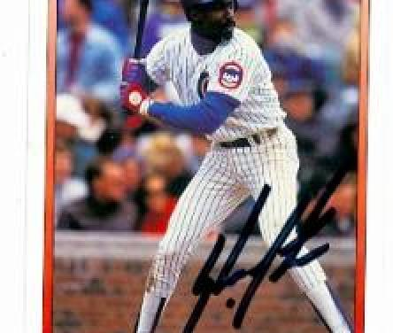 Chicago Cubs select Shawon Dunston with the first pick of the amateur draft