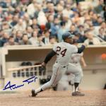 Signed Willie Mays Picture - 8x10 Beckett BAS #F87973 - Beckett Authentication