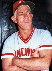 """Cincinnati Reds name George """"Sparky"""" Anderson their manager"""