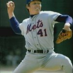 Tom Seaver, who won 25 games to help lead theMetsto one of the most unlikelyWorld Championshipsin major league history, is voted theNational League Cy Young Awardwinner.