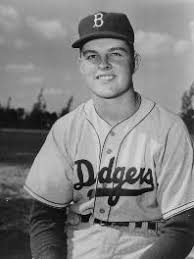 Don Drysdale's major league record streak of consecutive scoreless innings comes to an end