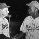 Jackie Robinson makes his debut for the Montreal Royals of the International League