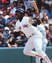 At Fenway Park, Jim Rice clubs three homers – he is the first Bosox player to hit the hat trick since Norm Zauchin on May 27, 1955.
