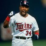 In a pregame ceremony in front of a sellout crowd at the Metrodome, the Twins bid farewell to Kirby Puckett, one of the team's most popular players in recent years. After a remarkable 12-year Hall of Fame career, the talented and personable outfielder was forced to retire in July because of blindness in his right eye caused by glaucoma.