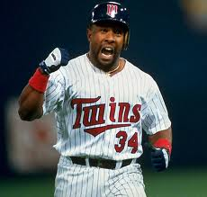 Kirby Puckett collects four singles in his debut