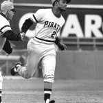 Roberto Clemente passes Hall of Fame third baseman Pie Traynor on the Pittsburgh Pirates' all-time RBI list