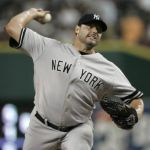 Roger Clemens earns his 350th career victory