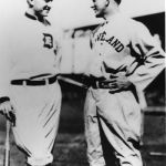 Commissioner Kenesaw Mountain Landis clears American League stars Cobb & Speaker for fixing games