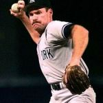 Wade Boggs makes his pitching debut, throwing 16 knuckleballs and one fastball in a 12-4 loss to the Angels at Anaheim Stadium