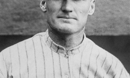 Walter Johnson hurls his 3rd shutout in 4 days