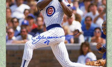 Andre Dawson (.287, 49, 137) becomes the first major leaguer to win the MVP award playing for a last-place club. The Cubs outfielder easily outdistances runners-up shortstop Ozzie Smith and first baseman Jack Clark, both members of the Cardinals.