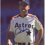 Art Howe Houston Astros Signed 8x10 Photo W/coa