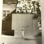 Autographed Willie Mays Photograph - THE CATCH NEW YORK 16x20 COA - JSA Certified