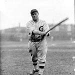 Hack Wilson of the Chicago Cubs becomes the first player to hit a home run that strikes the center field scoreboard at Wrigley Field.