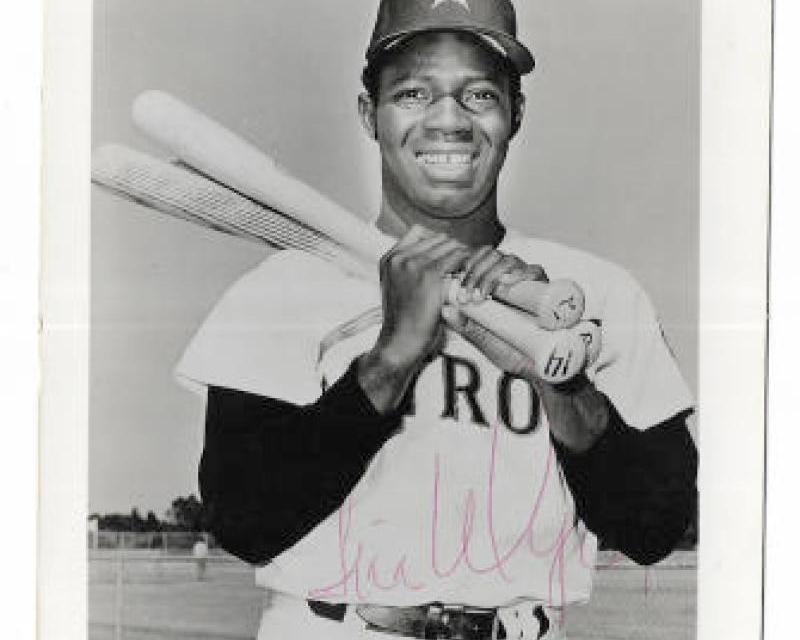 Jimmy Wynn becomes the first Astro to hit three homers in one game, becoming the first of only two Houston players to have accomplished the feat in the 34-year history of the Astrodome. In 1994, 'Toy Cannon's' performance will be matched by future Hall of Fame first baseman Jeff Bagwell.