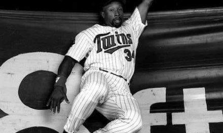 Hall of Fame center fielder Kirby Puckett dies following a stroke he suffered days earlier