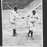 "Lot of (5) Babe Ruth, 1920's-30's Photos Measuring 8"" x 10"