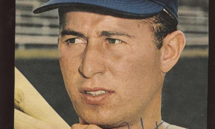 Ron Santo Stats & Facts