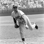 Los Angeles Dodgers pitcher Sandy Koufax wins 3rd Cy Young