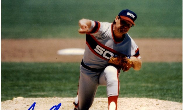 White Sox right-hander Tom Seaver becomes the 17th player in major league history to record his 300th victory when he six-hits New York at Yankee Stadium, 4-1. All of the Bronx Bombers hits are singles.