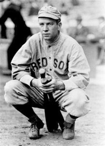 1912- AtFenway Park, theNew York GiantsdefeatJoe Woodand theBoston Red Sox, 11 - 4, in Game 6 of theWorld Series. Boston center fielderTris Speakerturns an unassisteddouble playin the 8th inning, the only one by anoutfielderin Series history.