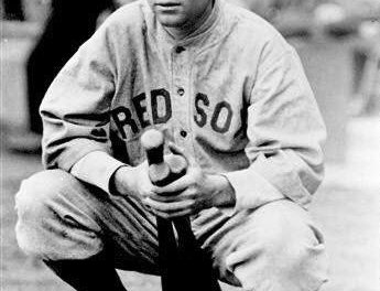 An unsigned Tris Speaker arrives at the Boston Red Sox training camp in Hot Springs, Arkansas, in time for an exhibition game. Speaker goes 4 for 4 with a home run and a triple.
