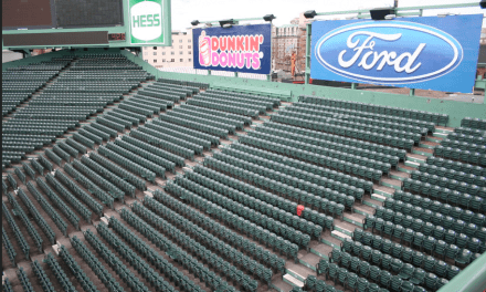 Ted Williams hits the longest homerun at Fenway – The Red Seat