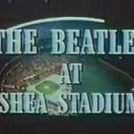 The Beatles play at Shea