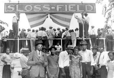 sloss Field And the Black Barrons