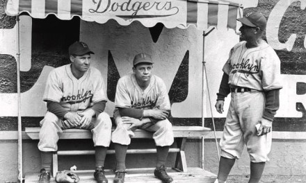 The Dodgers get an awning