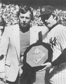 Thurman Munson 1976 AL MVP