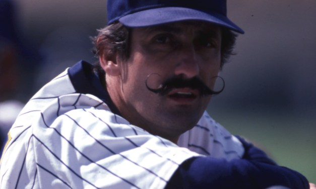 Rollie Fingers passes up an opportunity to return to the majors