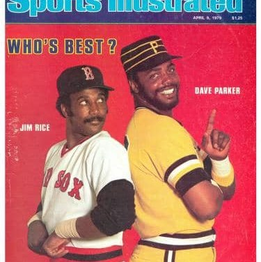 Dave Parker and Jim Rice SI Cover
