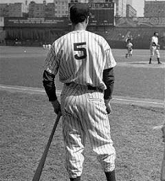 Joe DiMaggio begins a contract holdout that will last for nearly three months