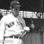 1939 Spring Training Game Lefty Gomez