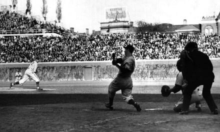 DiMaggio takes Dean deep to seal World Series Win