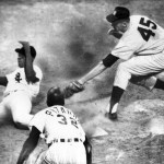 Minnie Minoso scores on pass ball to 6-1 win