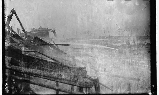 : Demolition begins at Washington's Griffith Stadium