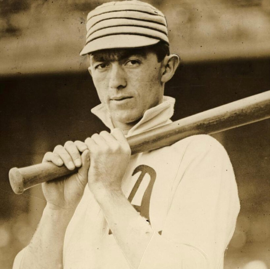 """I'd sure loved to have swung against today's lively ball. Yes, with my 52-ounce bat. . . . Many hitters are swinging for the fences instead of choking up. Of course, homers are nice. But I'll take a good .300 hitter who can get on base often. You can't drive in many runs batting .225 no matter how many homers you hit."" — Frank ""Home Run"" Baker"