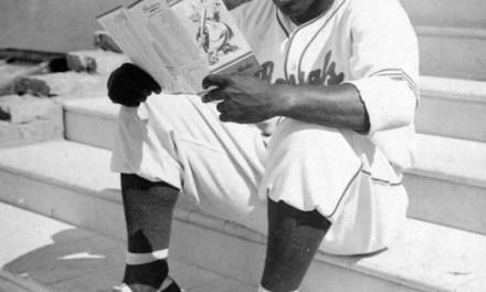 Jackie Robinson in Cuba 1947