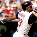 Greg Vaughn is first player traded after hitting 50 homeruns in a season