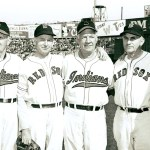 Old timers day Yankee Stadium 1947