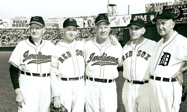 The First Old timers day Yankee Stadium 1947