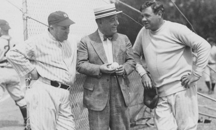 Spring training 1932 Babe Ruth