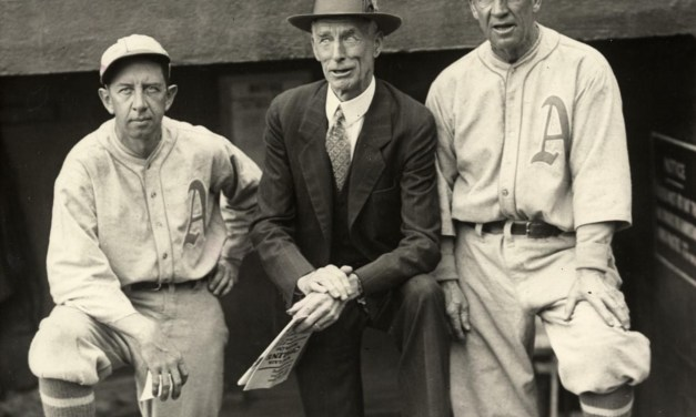 Philadelphia Athletics owner Connie Mack begins cleaning house, asking waivers on Jack Coombs, Eddie Plank and Chief Bender. Coombs goes to the Brooklyn Robins as Plank and Bender escape Mack's manoeuvering by jumping to the Federal League. Despite winning the American League pennant, Philadelphia fans did not support the Athletics and the club lost $50,000.