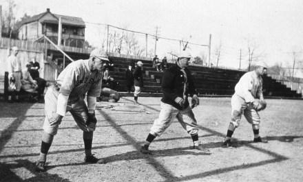 Spring training 1912