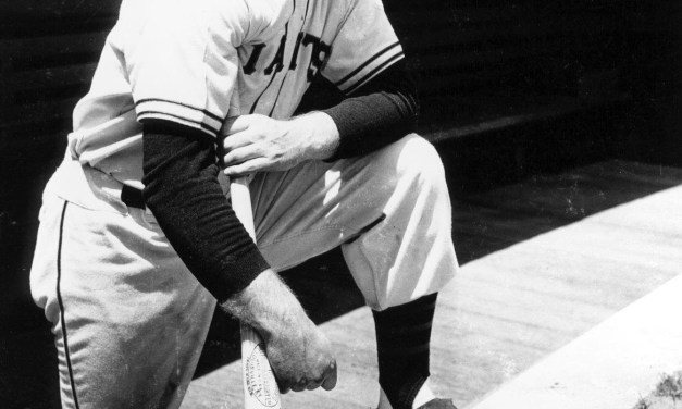 Johnny Mize of the New York Giants becomes the first major leaguer to hit three home runs in a game on five different occasions